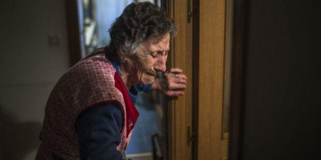 Rayo Vallecano ayudará económicamente a la anciana desahuciada en