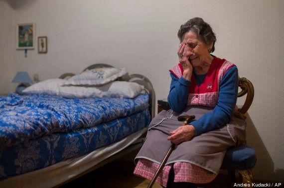 Andrés Kudacki: Así hizo el fotógrafo de AP las fotos del desahucio de