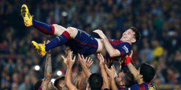 Messi supera a Zarra... y ahora va a por todos estos otros