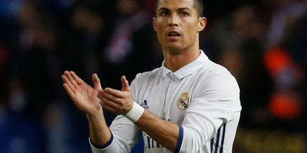 Soccer Football - Atletico Madrid v Real Madrid - La Liga - Vicente Calderon, Madrid, Spain - 19/11/16...