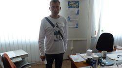 Dima Gau, voz del levantamiento prorruso en