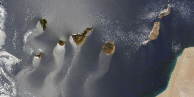 Canarias vuelve a protagonizar la mejor foto del año de la NASA