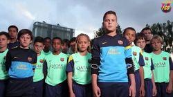 El Barça homenajea a Tito Vilanova con este vídeo en el Camp Nou (FOTOS,