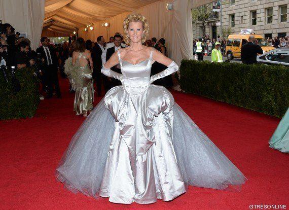 Vestidos gala MET 2014: fotos de parecidos razonables en la alfombra