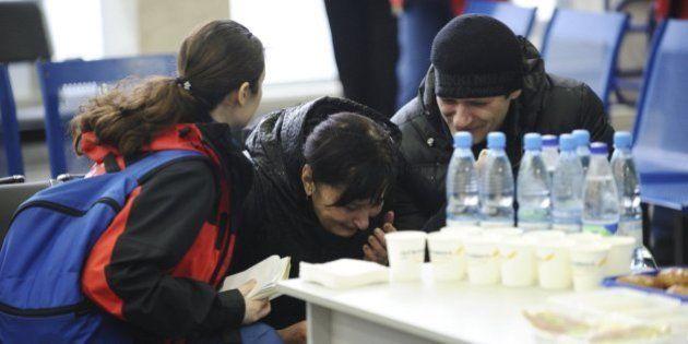 Rusia da los nombres de los dos españoles fallecidos en el accidente de