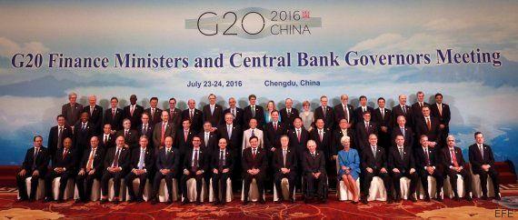 Las dos polémicas imágenes del G20 que indignan en