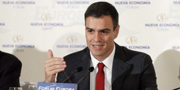 Pedro Sánchez pide