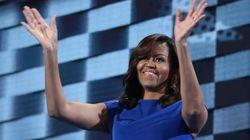 Michelle Obama entusiasma a un Partido Demócrata