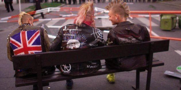 El punk no ha muerto, está en la