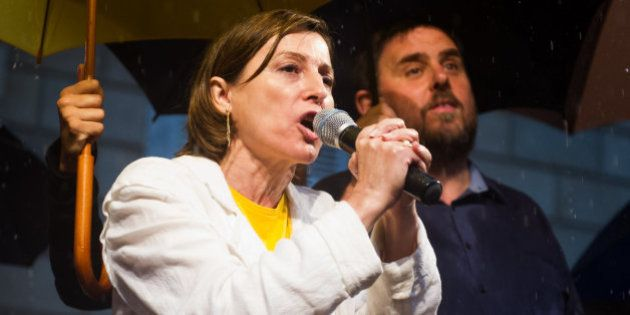 La ANC, la organización de 90.000 catalanes que saca a millones a la
