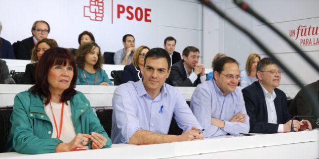 El PSOE consultará a sus militantes cualquier nuevo