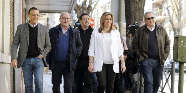 Díaz pide al PSOE reflexionar sobre sus