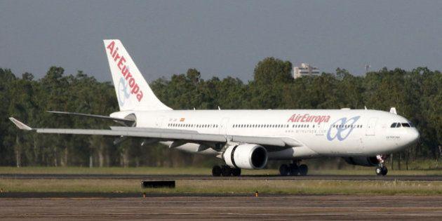 Air Europa desconvoca la huelga prevista del 30 de julio al 2 de