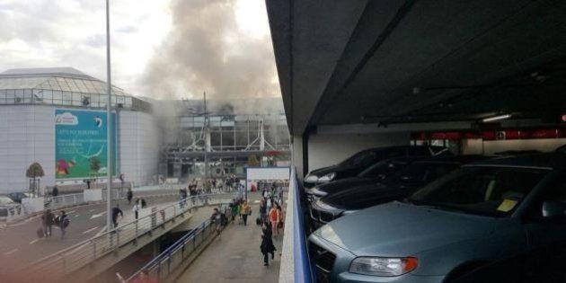 El aeropuerto de Bruselas retomará parcialmente este domingo su