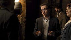 Jordi Hurtado y 'El Ministerio del Tiempo' se traen algo entre
