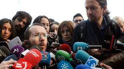 Echenique pone paz en Podemos con un refrendo