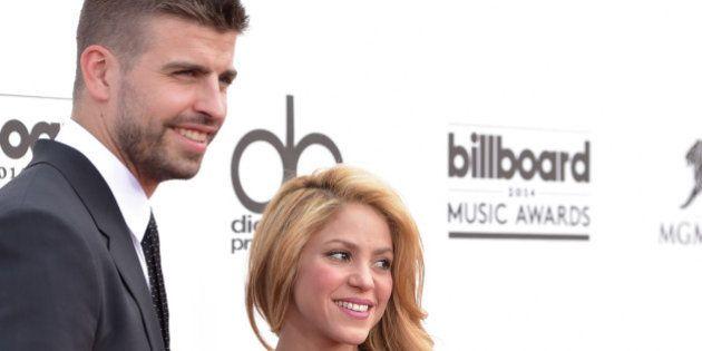 Premios Billboard 2014: el beso de Shakira y Piqué y otros momentazos (VÍDEOS,