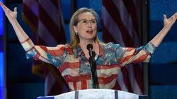 El emotivo discurso de Meryl Streep a favor de Hillary