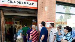 España, en el 'top 10' de países de la OCDE con más paro de larga
