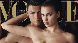 Las fotos de Cristiano e Irina de las que todos hablan