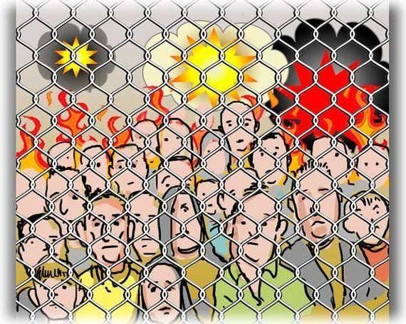 'Exodus': Europa, Estado
