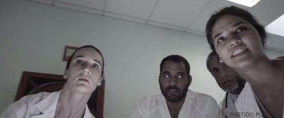 El PP defiende su gestión en un vídeo donde compara a España con una mujer que sale del