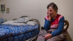 La mujer de 85 años desahuciada: