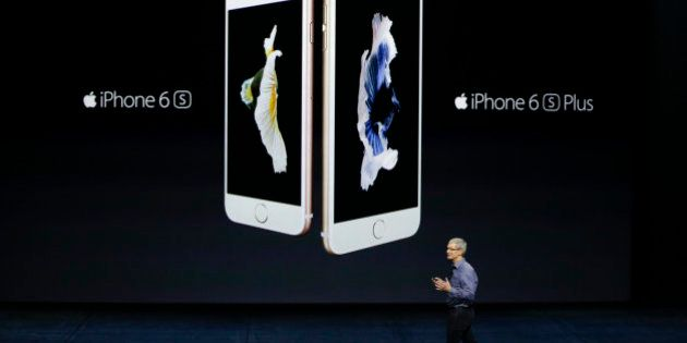 iPhone 6s y Apple Pencil: el evento de Apple en 36
