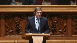 El primer ministro portugués, sobre la detención de su predecesor: