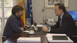 La pregunta trampa de Évole a Rajoy antes de ponerle este audio