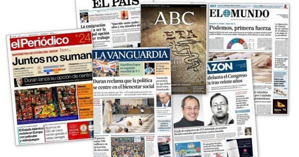 Revista De Prensa 24 11 14 Los Entresijos De Una Impostura El