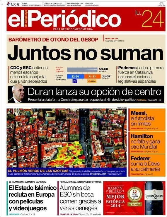 Revista de prensa 24-11-14: los entresijos de una