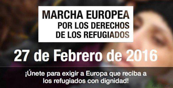 Las ciudades se suman a la marcha europea por los derechos de los
