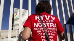 El cierre de RTVV llega al Tribunal