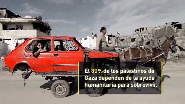 Dale un futuro a Gaza: por el fin del bloqueo y la reconstrucción de la