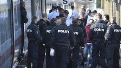 Dinamarca deja vía libre a los cientos de refugiados que quieren ir a