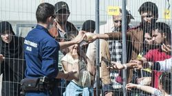 Hungría detiene a un récord de 3.321 inmigrantes por tratar de cruzar la