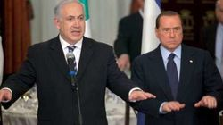 Wikileaks revela que Netanyahu pidió ayuda a Berlusconi para lidiar con