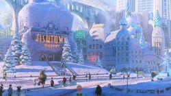 El cameo de Anna y Elsa de 'Frozen' en