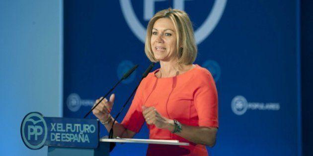Cospedal dice que no hay debate sobre si Rajoy debe ir o no a la boda gay de