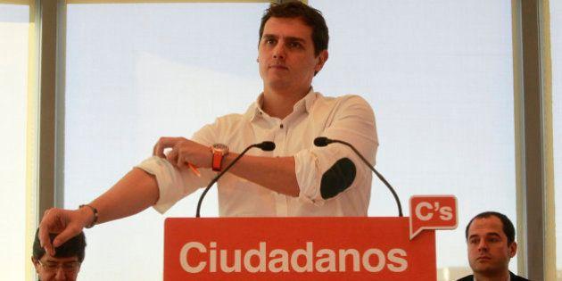Rivera dice que todavía no hay acuerdo con el PSOE: