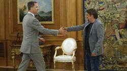 Felipe VI sólo recibe negativas a Rajoy en el segundo día de