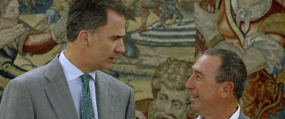 Felipe VI sólo recibe negativas a Rajoy en la segunda ronda de