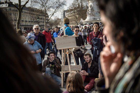 Nuit Debout: el espíritu del 15M llega a las plazas de