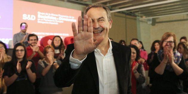 Zapatero pondrá una