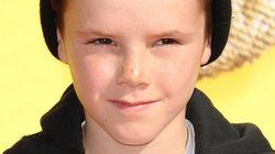 Cruz Beckham sigue los pasos de su madre