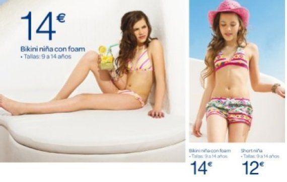 dc379d488 Tiene una niña pequeña que llevar bikini