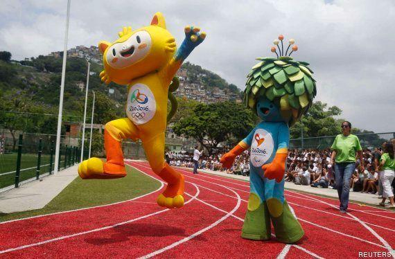 Mascota Brasil 2016: Un 'gato' amarillo para los Juegos y un tronco azul en los