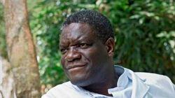 El Dr. Mukwege y su