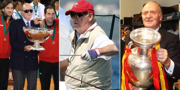 El rey abdica: Juan Carlos I y el mundo del deporte